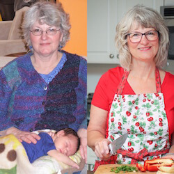 Lois Carter Crawford Before & After Weight Loss